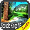 Sequoia - Kings National Park - Topo