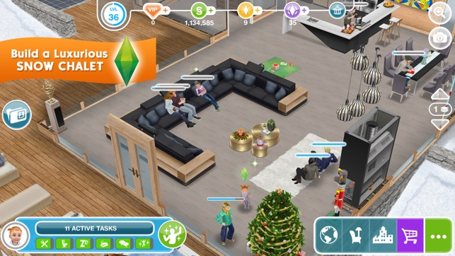 Sims Freeplay Designer Home. Sims Freeplay House Design Pool ...