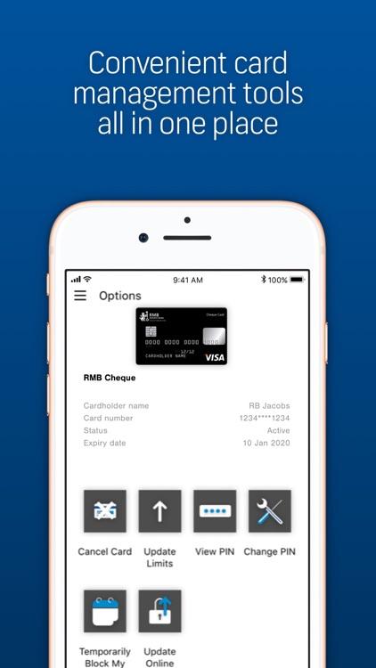 RMB Private Bank App screenshot-3
