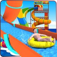 Water Slide Fun Ride Adventure