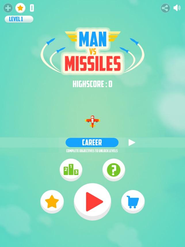 Man Vs Missiles on the App