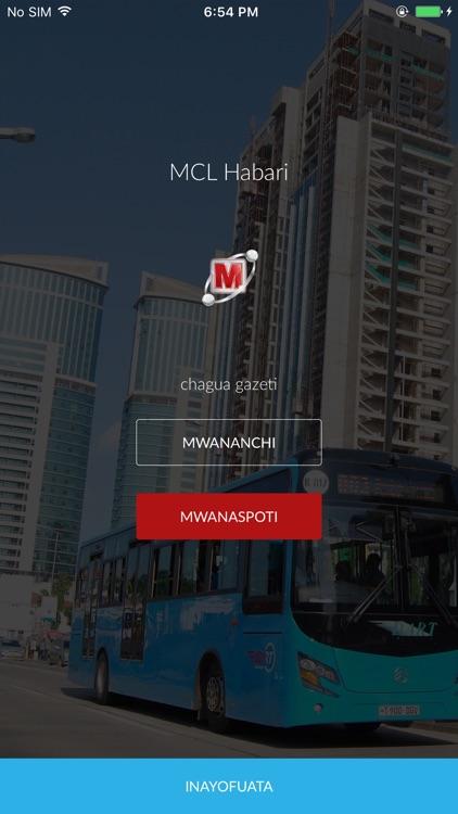 MCL Habari app image