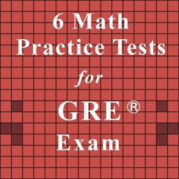 Practice Tests for GRE® Math