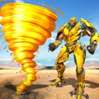 Tornado Robot Guerra Transform icon