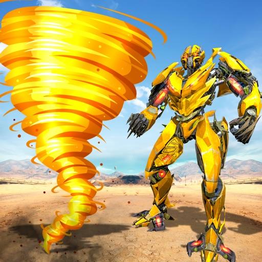 Торнадо Робот трансформирующих
