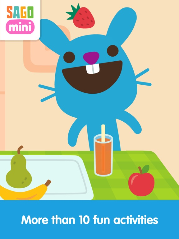 Sago Mini Friends Screenshots