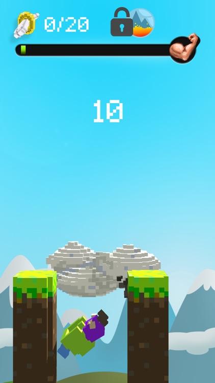 Jump Hero: Hardcore Jumper screenshot-3