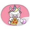 Happy Unicorn Stickers
