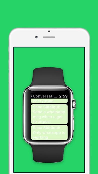 Whatswatch: Watch for Whatsapo Screenshot 2