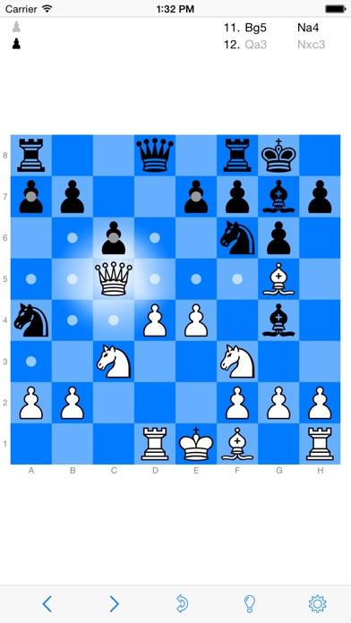 Chess - tChess Pro Скриншоты3