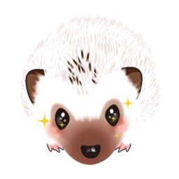 Hedgehog Funny Stickers Pack