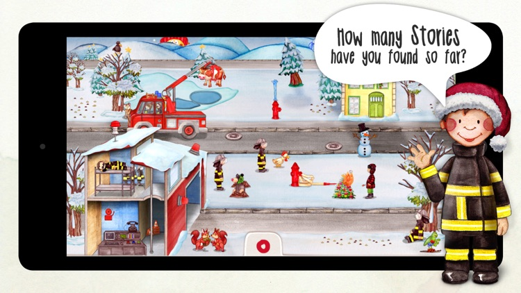 Tiny Firefighters - Kids' App screenshot-4