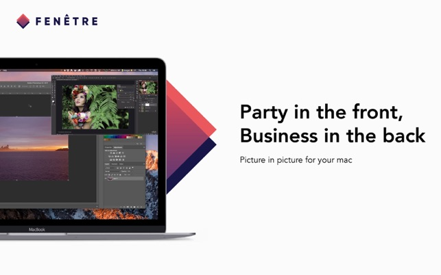 Fenêtre Lite on the Mac App Store