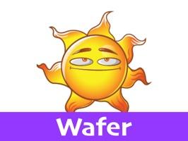 Summer Stickers (Wafer)