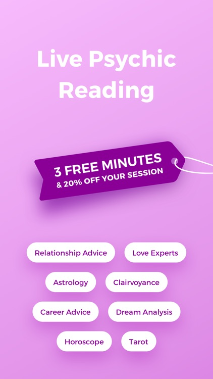 Zodiac Touch - psychic reading