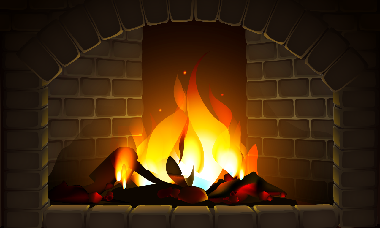 Magic Fireplace