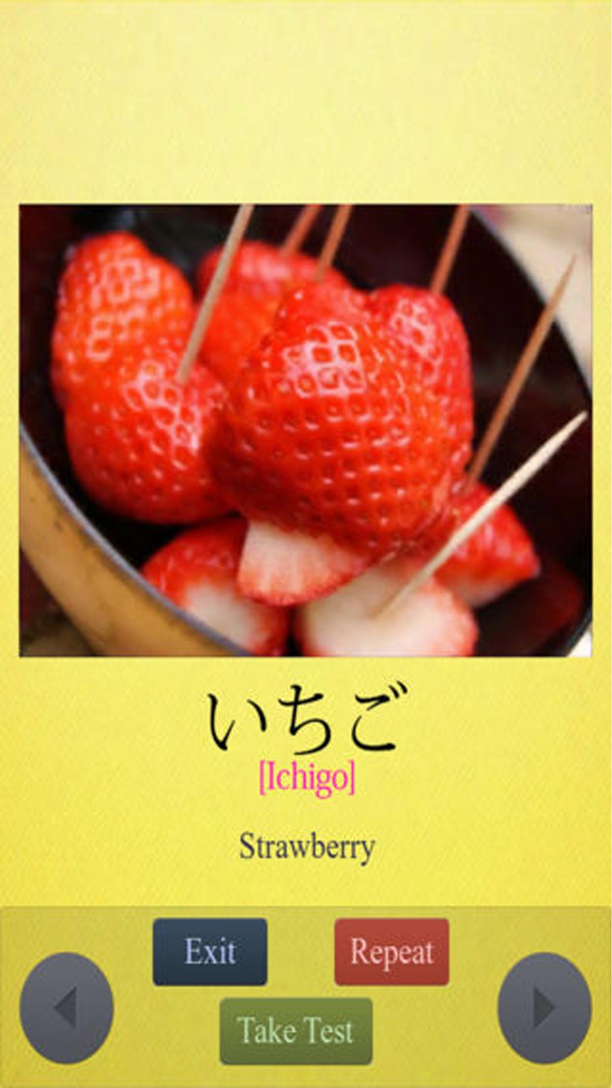 Learn Japanese Easily Screenshot