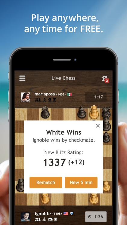 Chess - Play & Learn screenshot-4