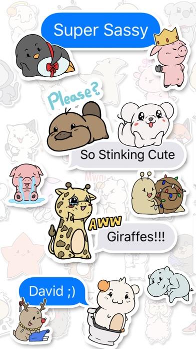 Aminal Stickers