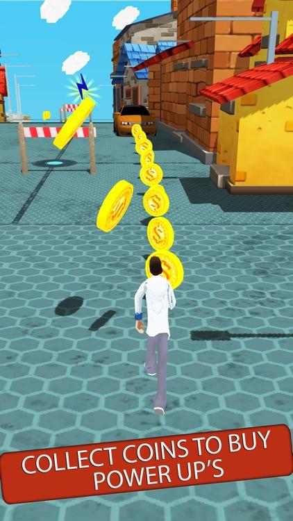 Dr.Robot Subway Run screenshot-4