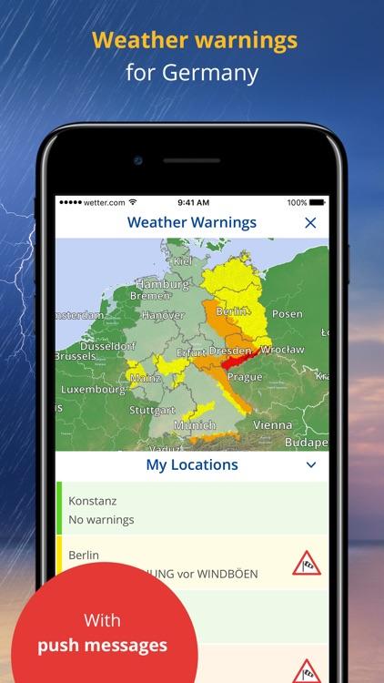 wetter.com screenshot-3