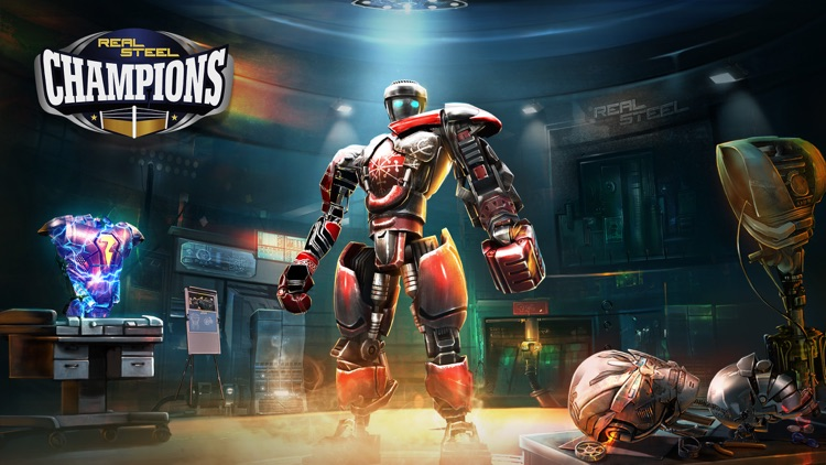 Real Steel Robot Boxing Champions screenshot-0