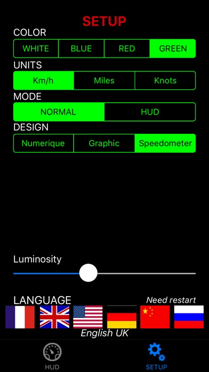 HUD CAR screenshot-3