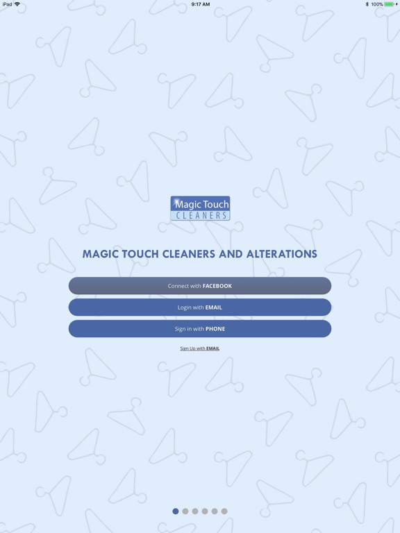 Magic Touch Cleaners-ipad-0