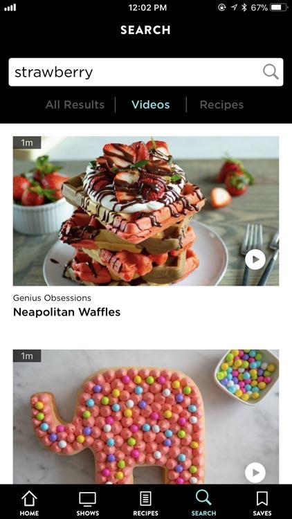 Genius Kitchen screenshot-6