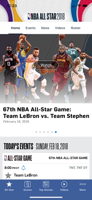 NBA on the App Store