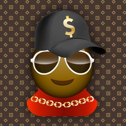 BALLINMOJI - Luxury Life Keyboard & Emoji App