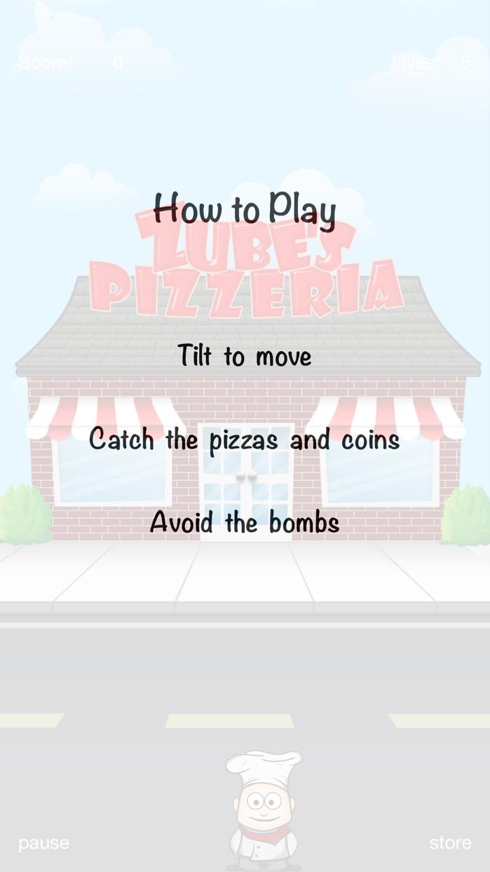 Pizza Bomb Screenshot