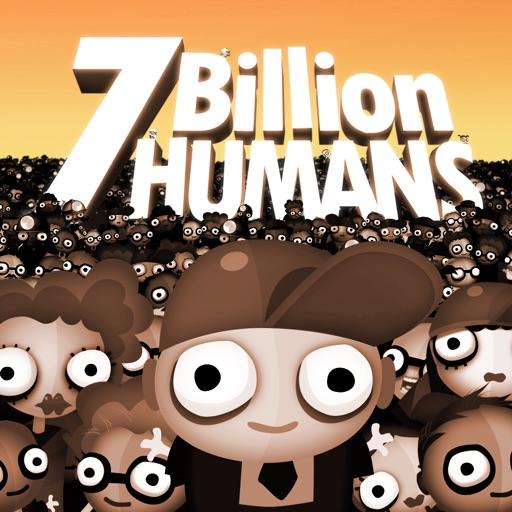 7 Billion Humans app for iphone