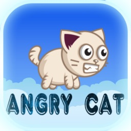 Angry Cat - Go Home