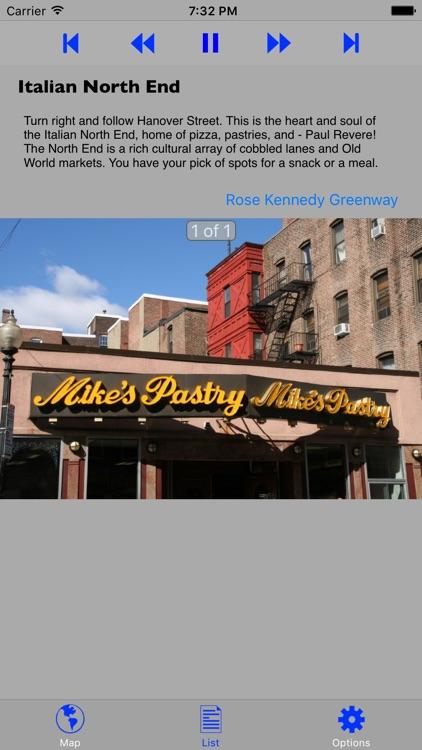 Boston Walking GPS Audio Tour screenshot-3