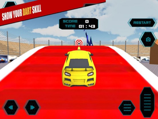 Target Car Speed Jump 3D screenshot 4