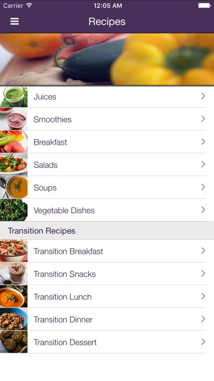 Reboot with Joe Juice Diet App screenshot-3