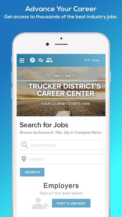 Trucker District screenshot-4