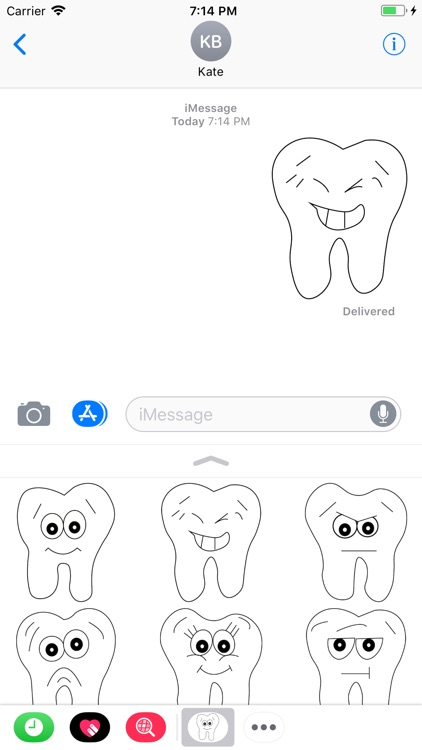 ToothyMoji