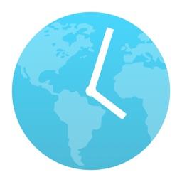 World Clock Time Widget