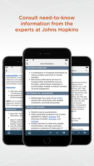 Osler Medicine Survival Guide Screenshot