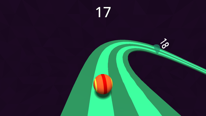 Twisty Road! Screenshot