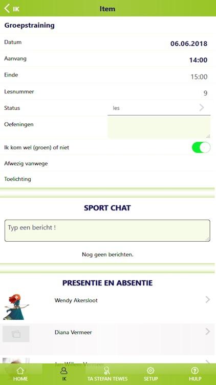 Tennis Academy Stefan Tewes screenshot-3