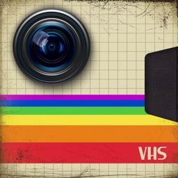 Retro VHS Old School Camcorder