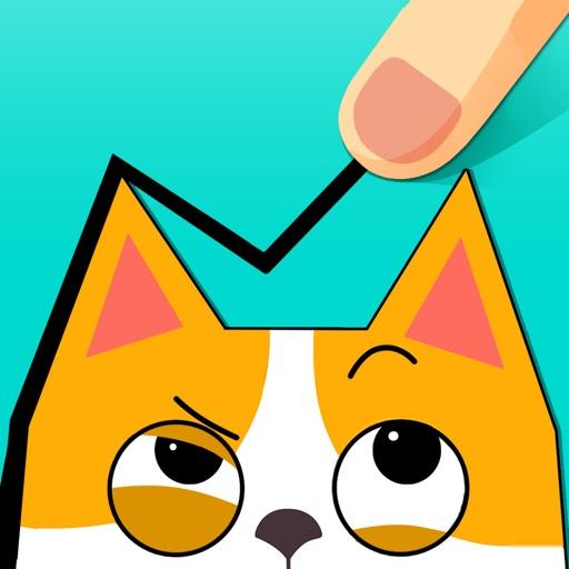 Draw In™ application logo