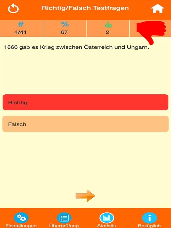 Geschichte Österreichs Quiz screenshot 8