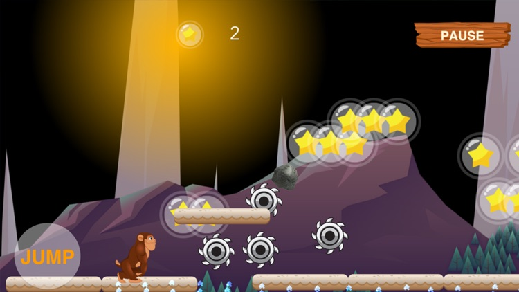 Hero Monkey Adventures screenshot-1