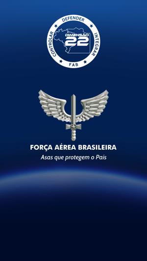 FAB (FORÇA AÉREA BRASILEIRA) dans l App Store 24b206d8b53
