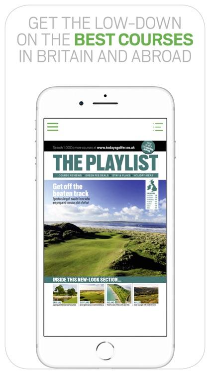 Today's Golfer: News & Stories screenshot-7