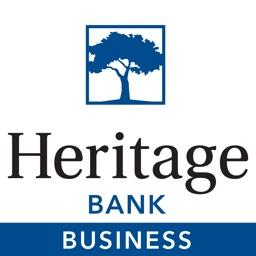 Heritage Bank Biz for iPad